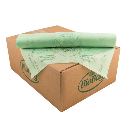 BioBag 50L Superline roll of bags Carton