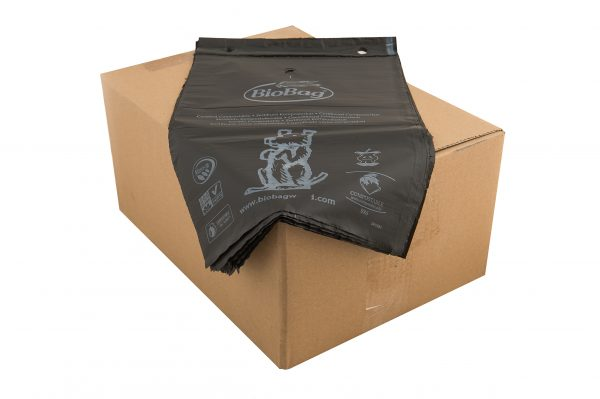 Bio Bag Dog block of bags - Carton