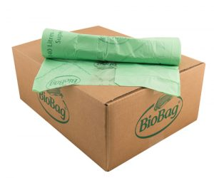 BioBag 120/140L Superline Roll of Bags - Carton