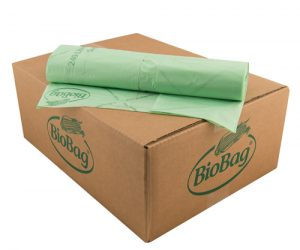 BioBag 240L Superline roll of bags Carton