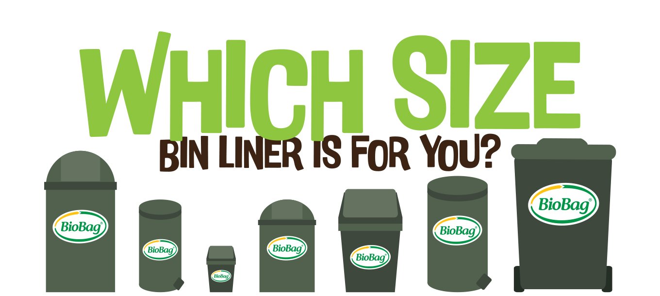 Which size bin liner is for you?
